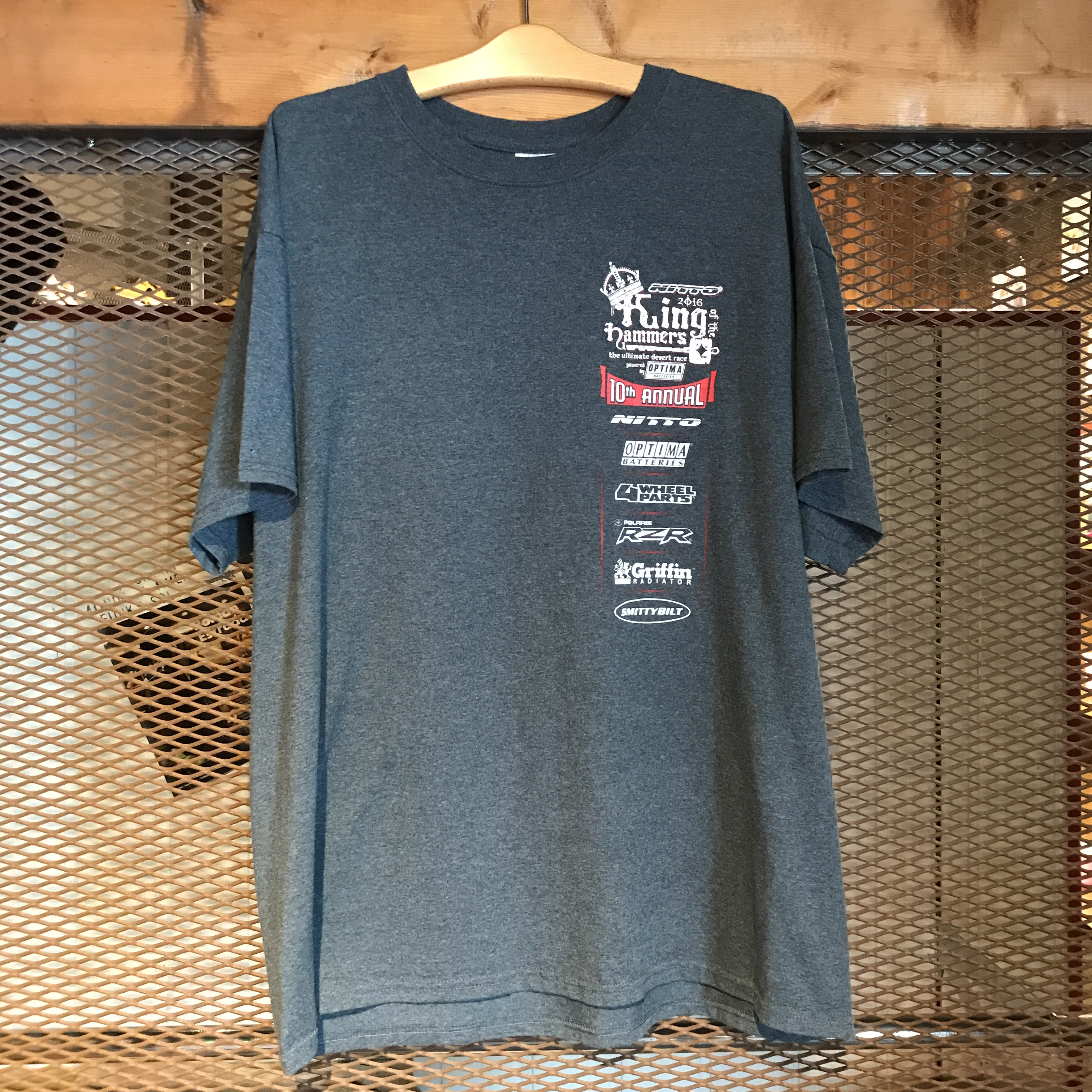 【Used】King of the Hammers Tee