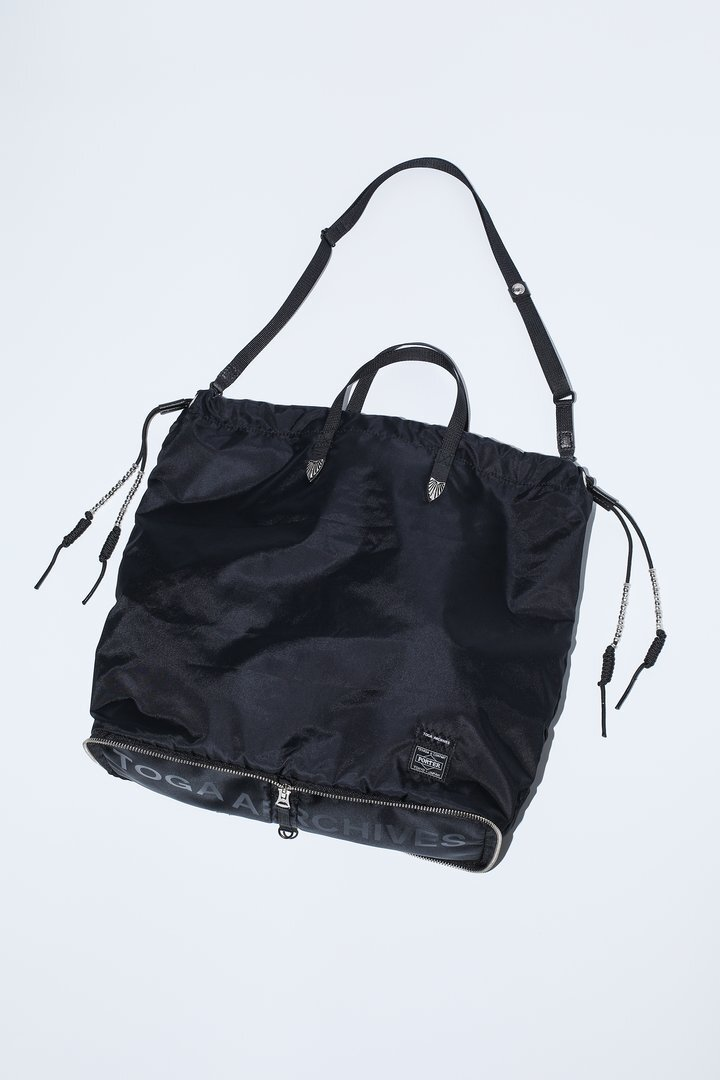 【TOGA ARCHIVES】PACKABLE TOTE TOGA × PORTER TC11AG501