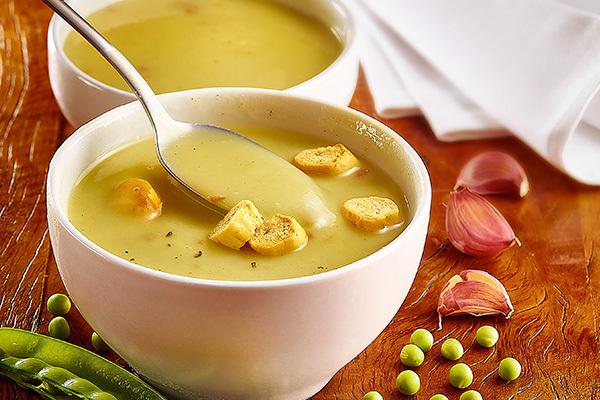 【テイクアウト】コーンの冷製スープ