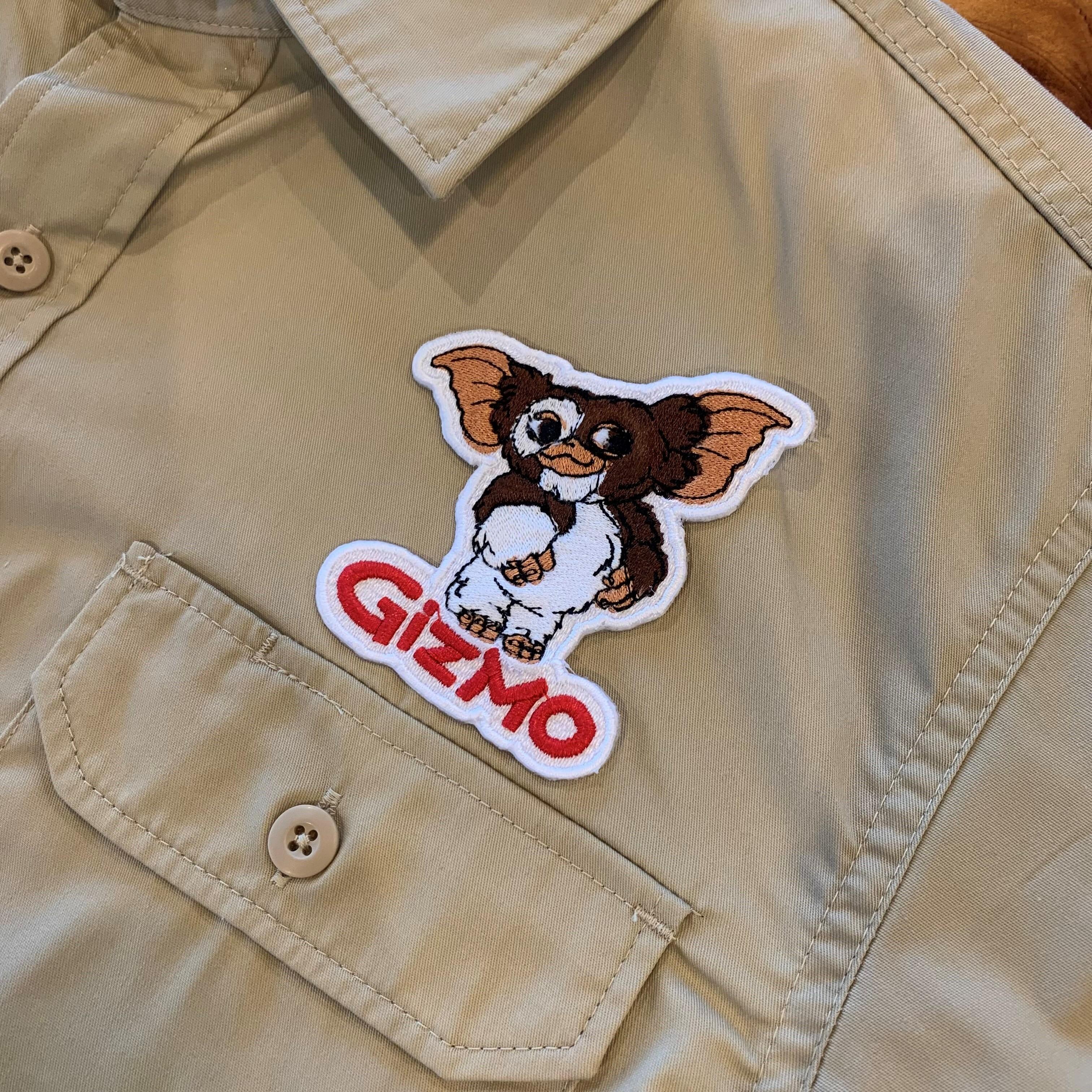 PATCHIES【ワッペン】 GIZMO ギズモ ワークシャツ