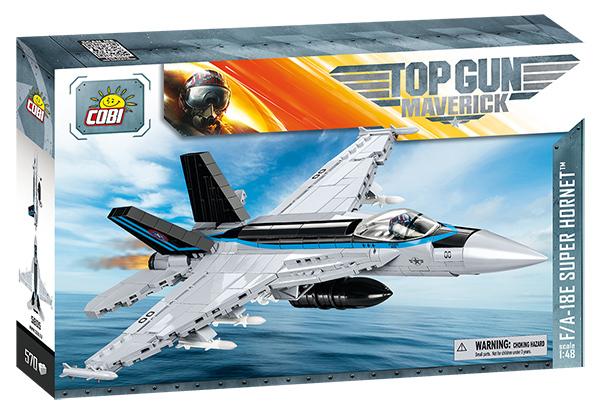 COBI #5805 F/A-18E スーパーホーネット (Top Gun Series) (限定版)