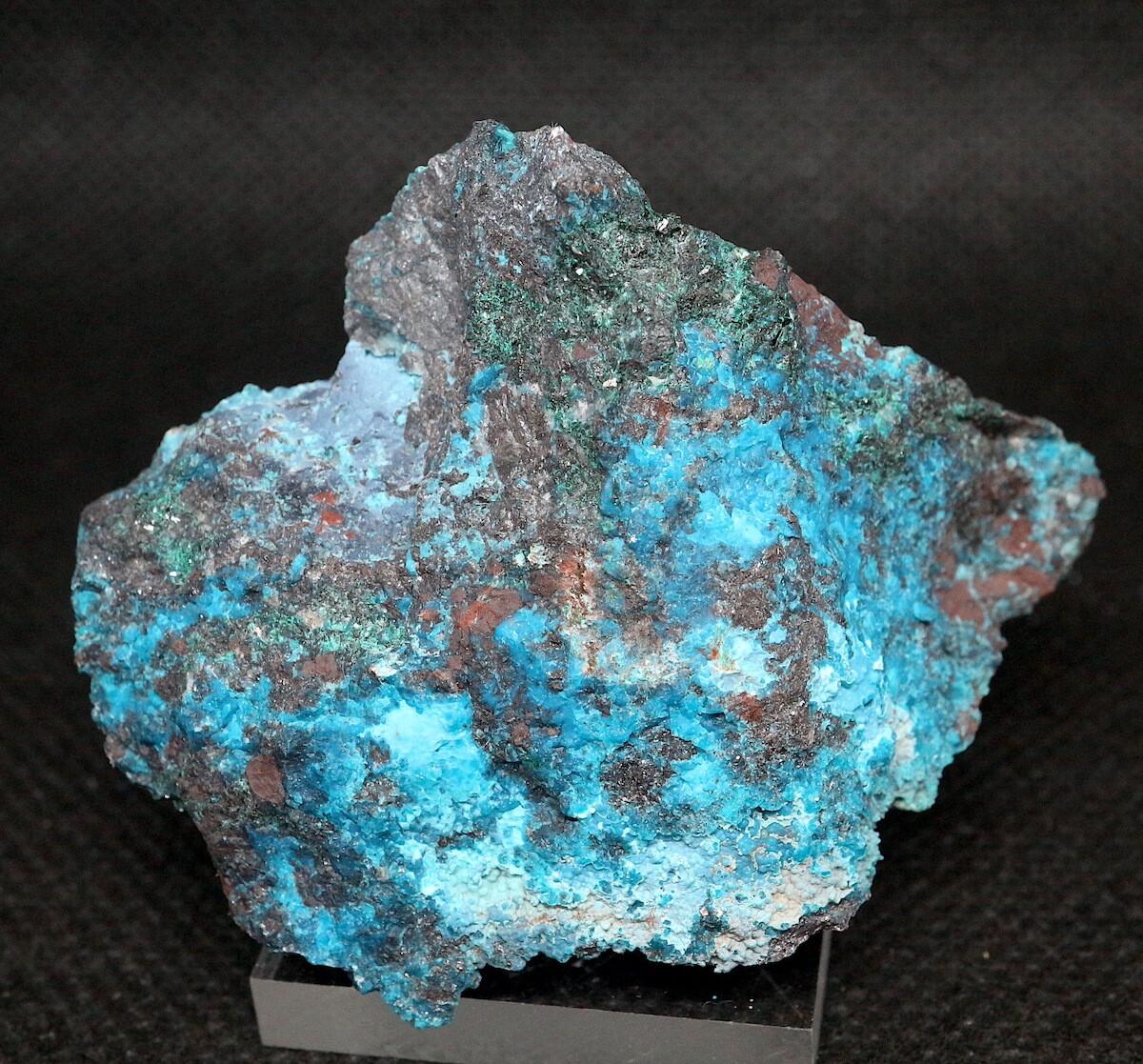 クリソコラ + マラカイト  珪孔雀石 84,2g CHS049  鉱物 天然石 原石 パワーストーン
