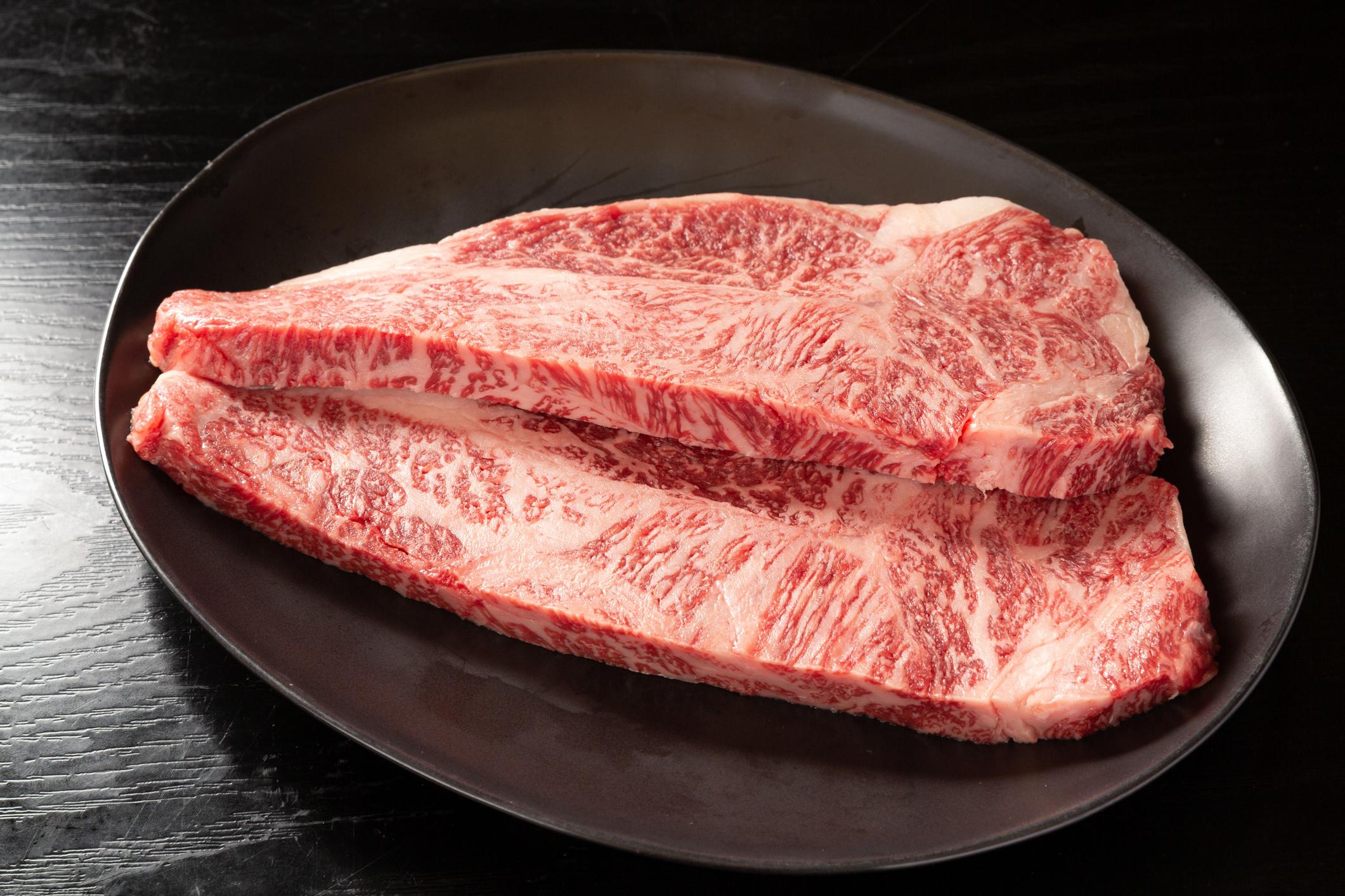 【雪降り和牛】極上サーロインステーキ 5人前 200g×5枚 山形牛 A4-5ランク
