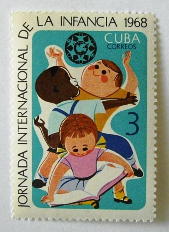 世界こどもデー / キューバ 1968