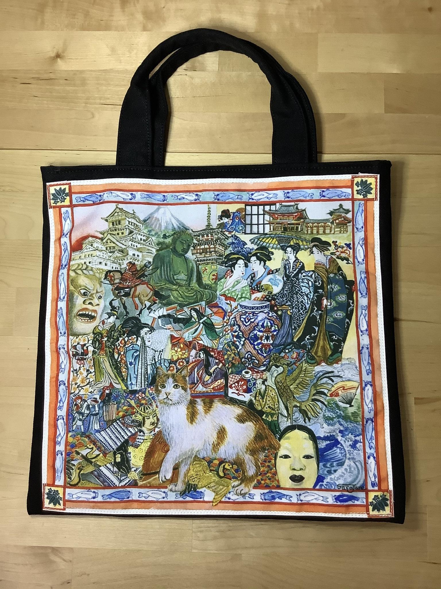 【Sarah Jane】スクエアトークバックA(JAPAN)