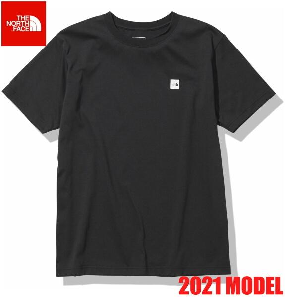 ノースフェイス 半袖 Tシャツ メンズ THE NORTH FACE ショートスリーブスモールボックスロゴティー 2021年モデル NT32147 ブラック
