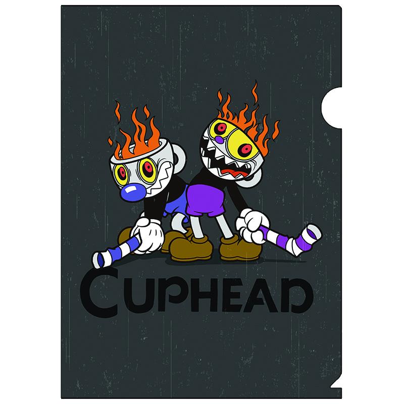 CUPHEAD ( カップヘッド ) A4クリアファイル④ / エンスカイ