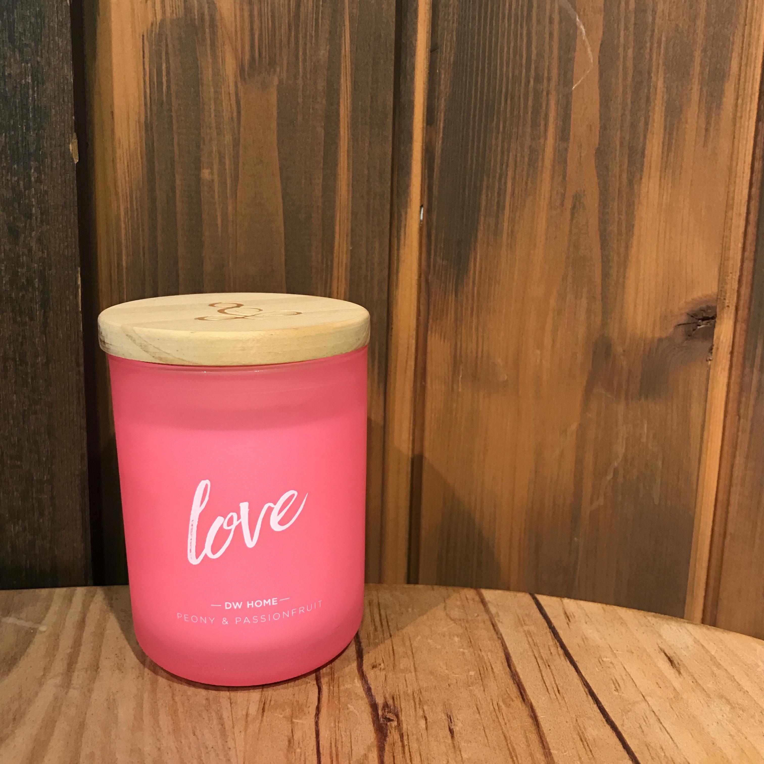 【DW Home Candles】love【アロマキャンドル】