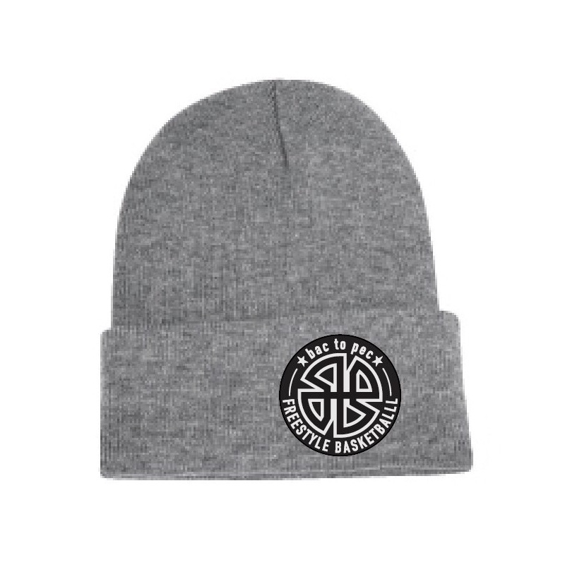 FREESTYLE CUSTOM Knit Cap (Gray)