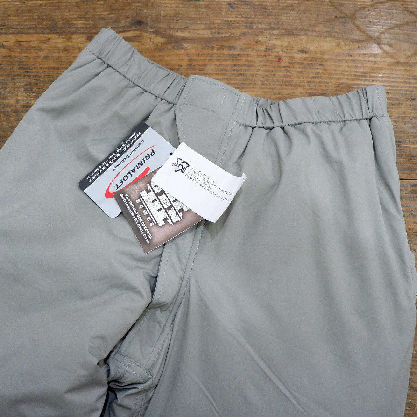 アメリカ古着 us.military ECWCS GEN3 Level 7 pants