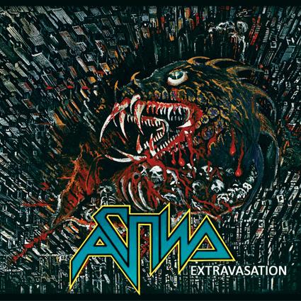 "Аспид ""Extravasation"" (輸入盤)"