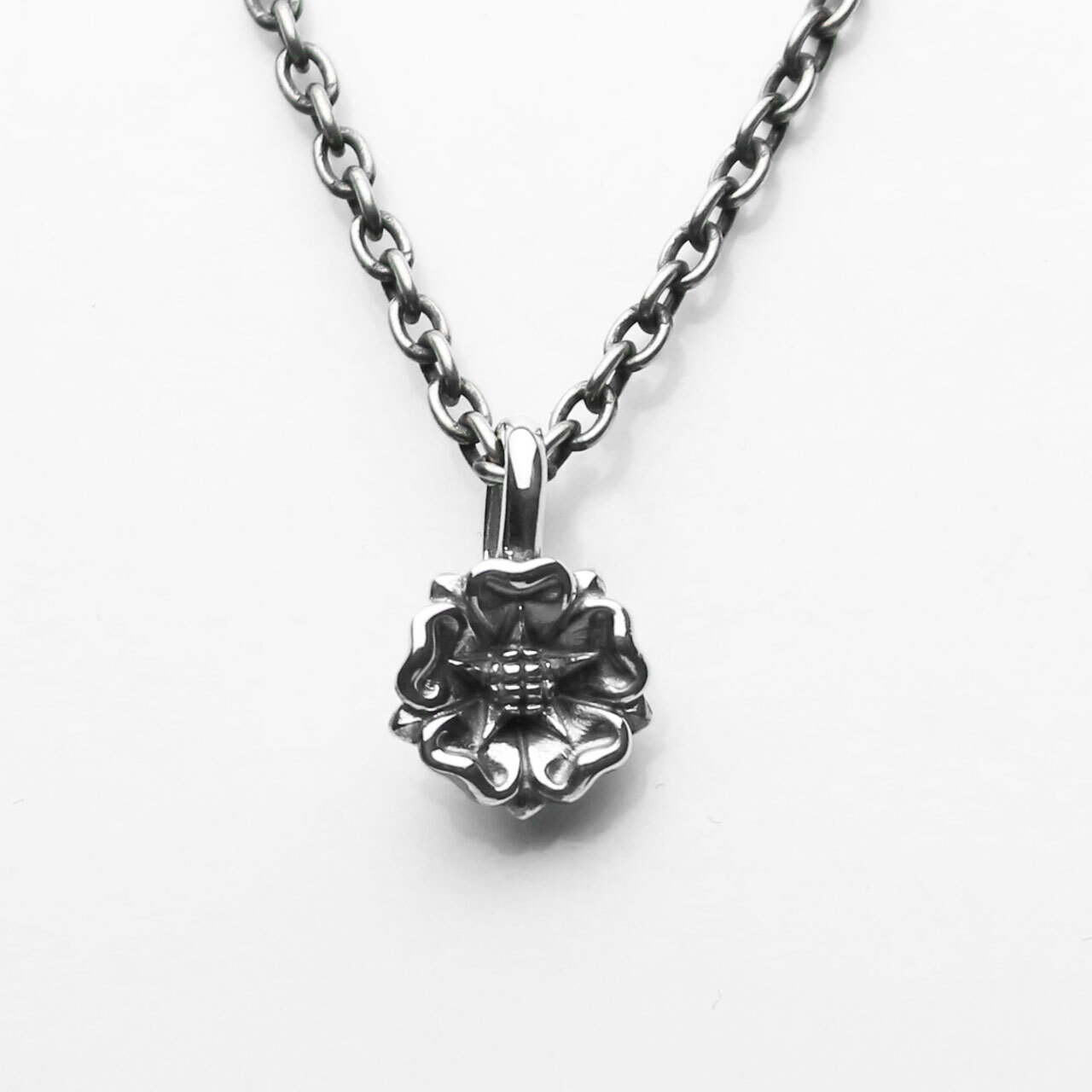 A ManP.Rose Necklace エーエムエーエヌ プレイリーローズネックレス