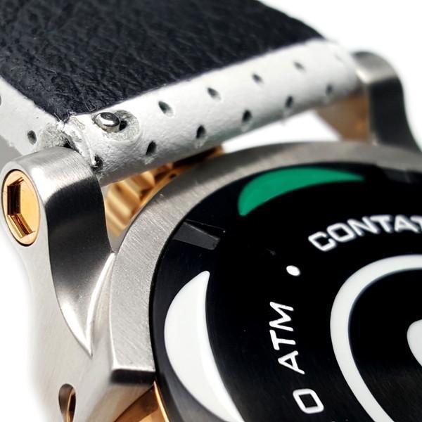 【CTスクーデリア】CWEG00419/BULLET HEAD SATURNOバレットヘッドサトゥルノ(ホワイト)/国内正規品 腕時計