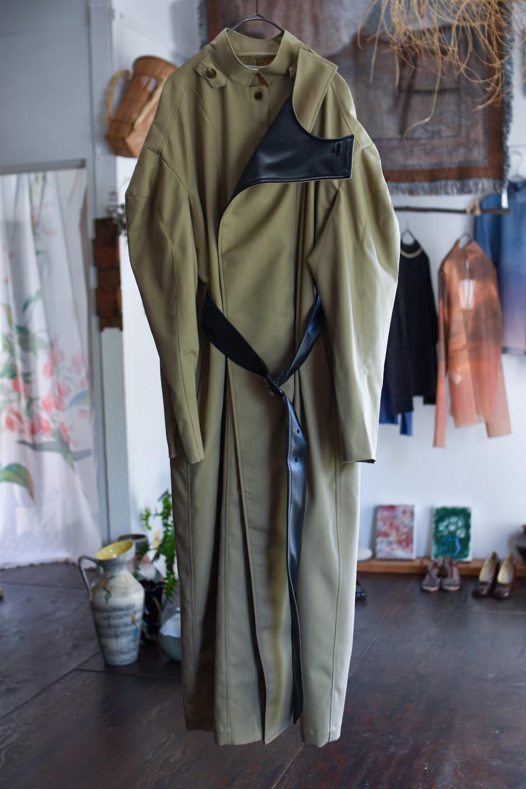 AKIKOAOKI neuter coat