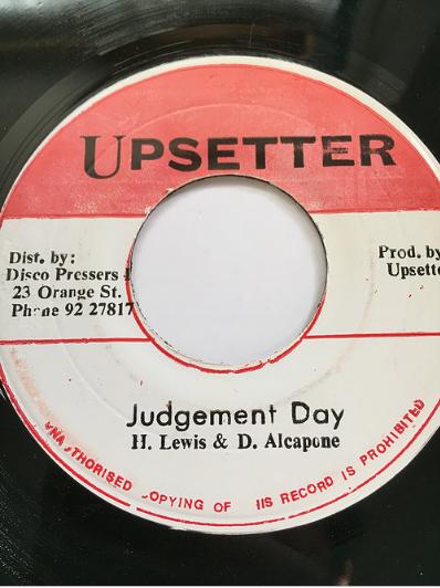 H.Lewis(ホープトンルイス) & D.Alcapne(デニスアルカポーン) - Judgement Day【7'】