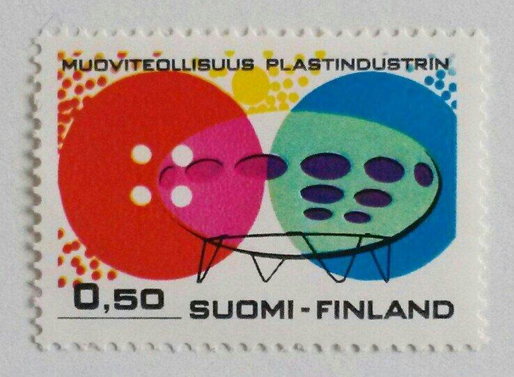 プラスチック・インダストリー / フィンランド 1971