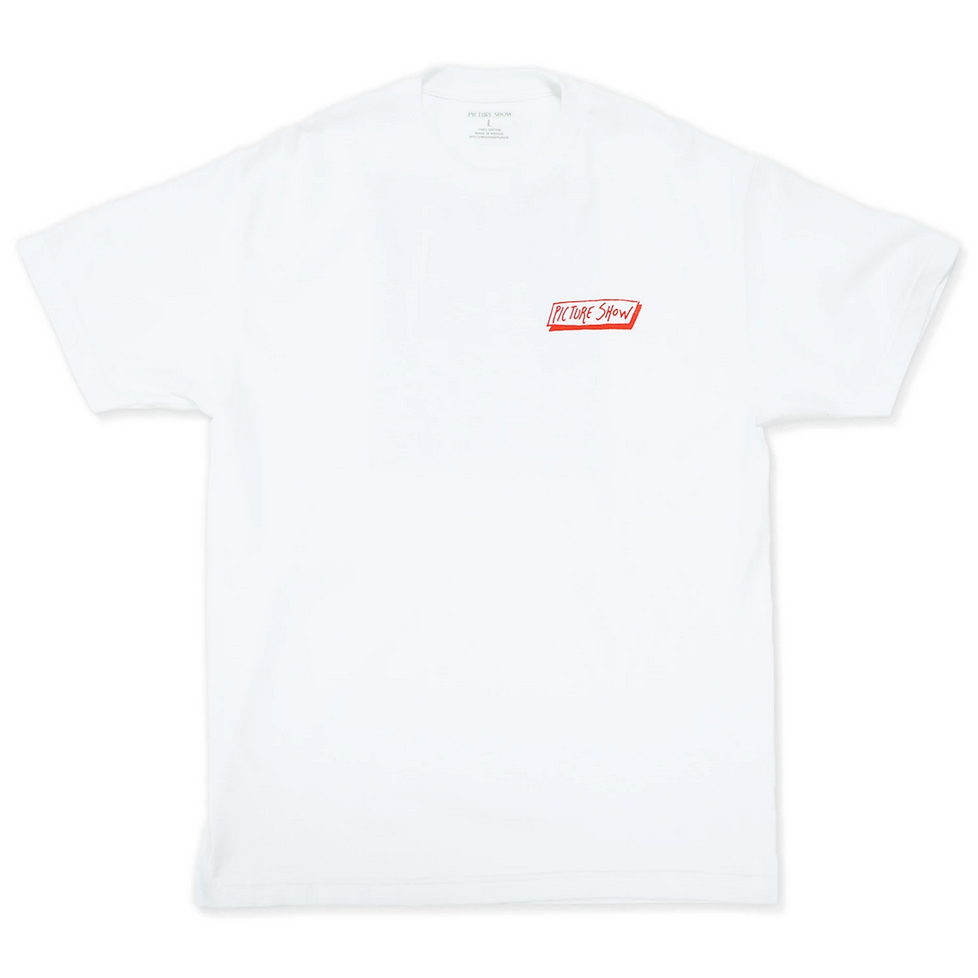 PICTURE SHOW 【PARLOUR TEE】