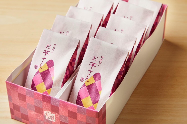 錦糸町のお芋さん10個入り箱詰め※8/16,17,18は発送不可