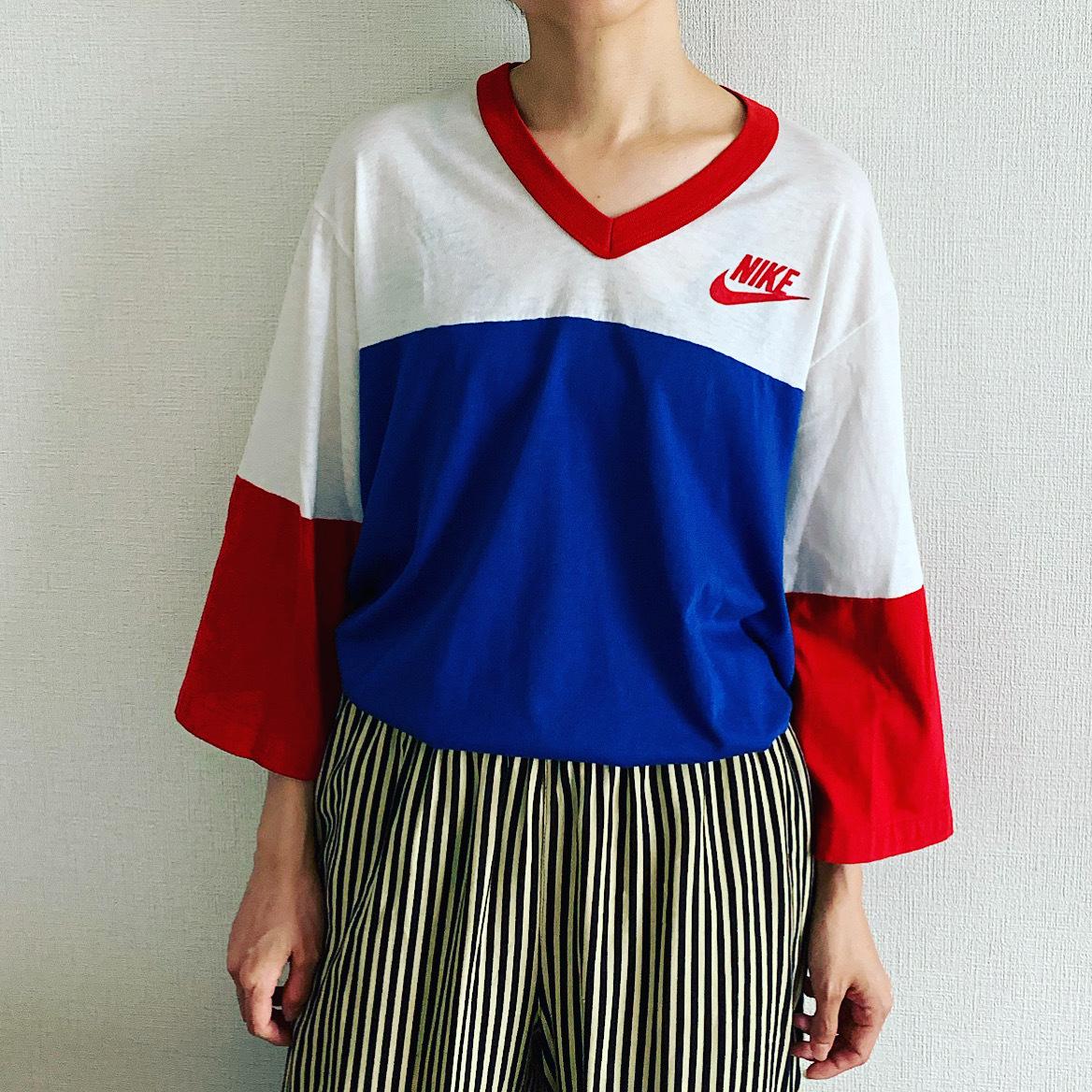 """NIKE""70's T shirt Tシャツ"