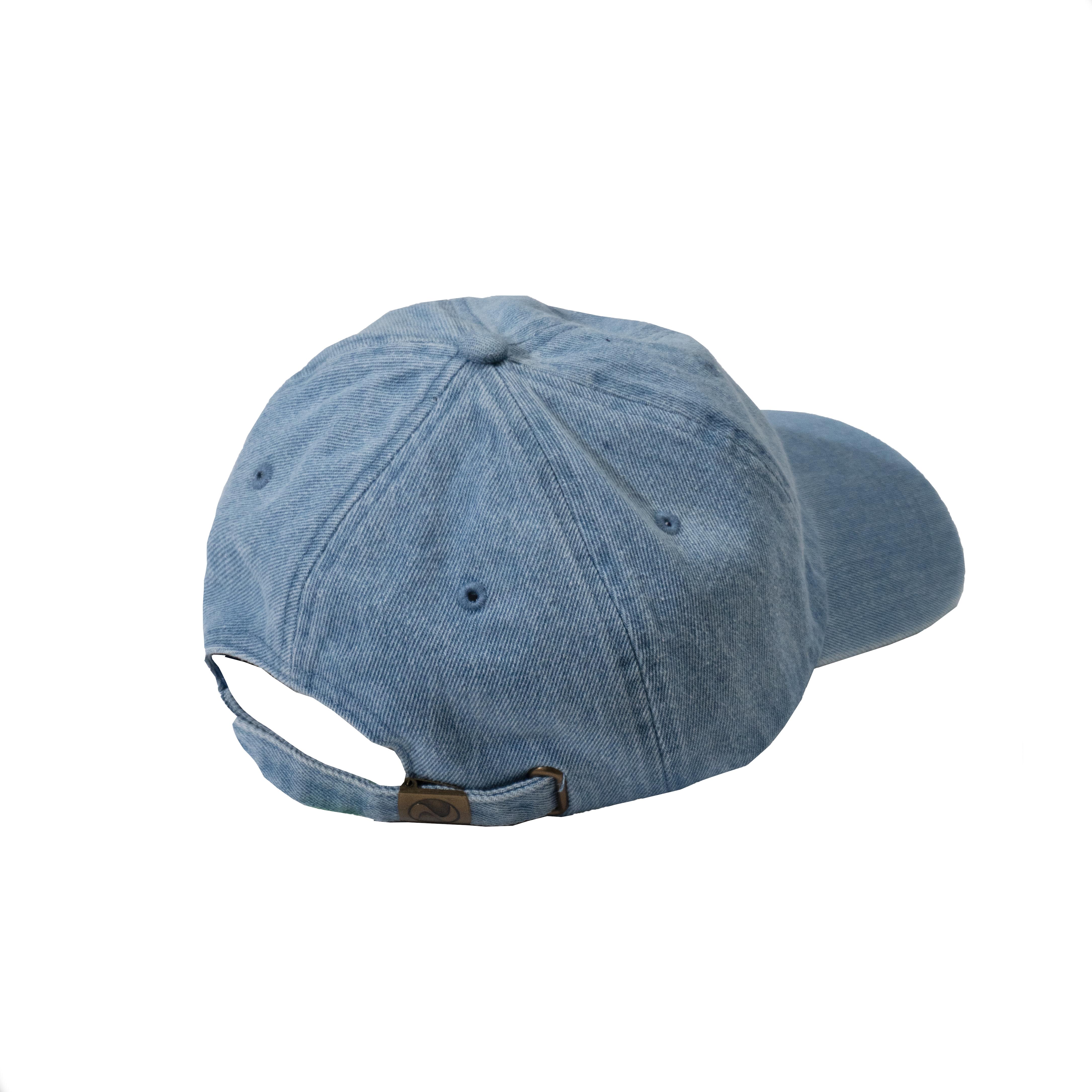 """XAIREX DENIM CAP """"CHEMICAL DENIM""""[XAI-53]"""