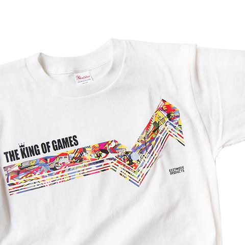 KOG × Funny Dress-up LabラインTシャツ