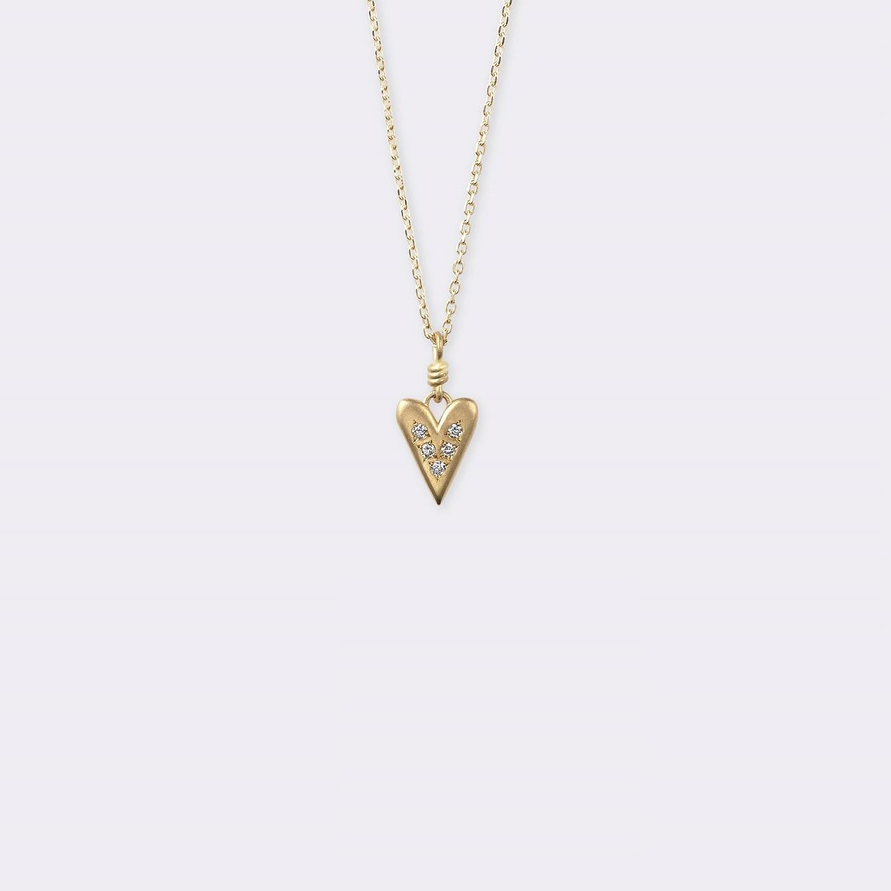 Amuleto Necklace K18YG(アミュレットネックレス K18イエローゴールド)