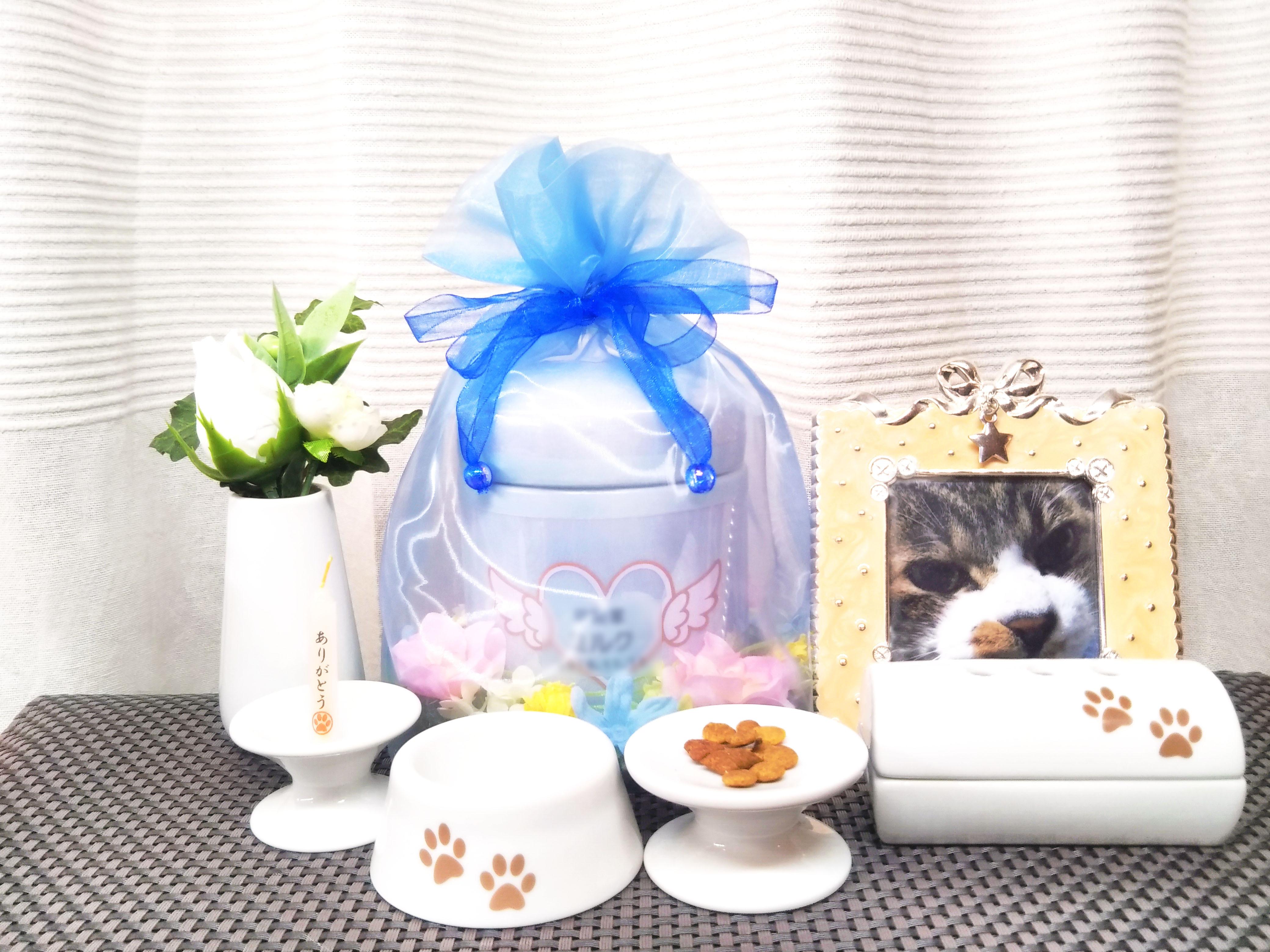 7月 マンスリーグッズスペシャル! フラワーオーガンジー(外カバーのみ)【選べる6色】小型犬・猫サイズ 3・3.5・4寸用