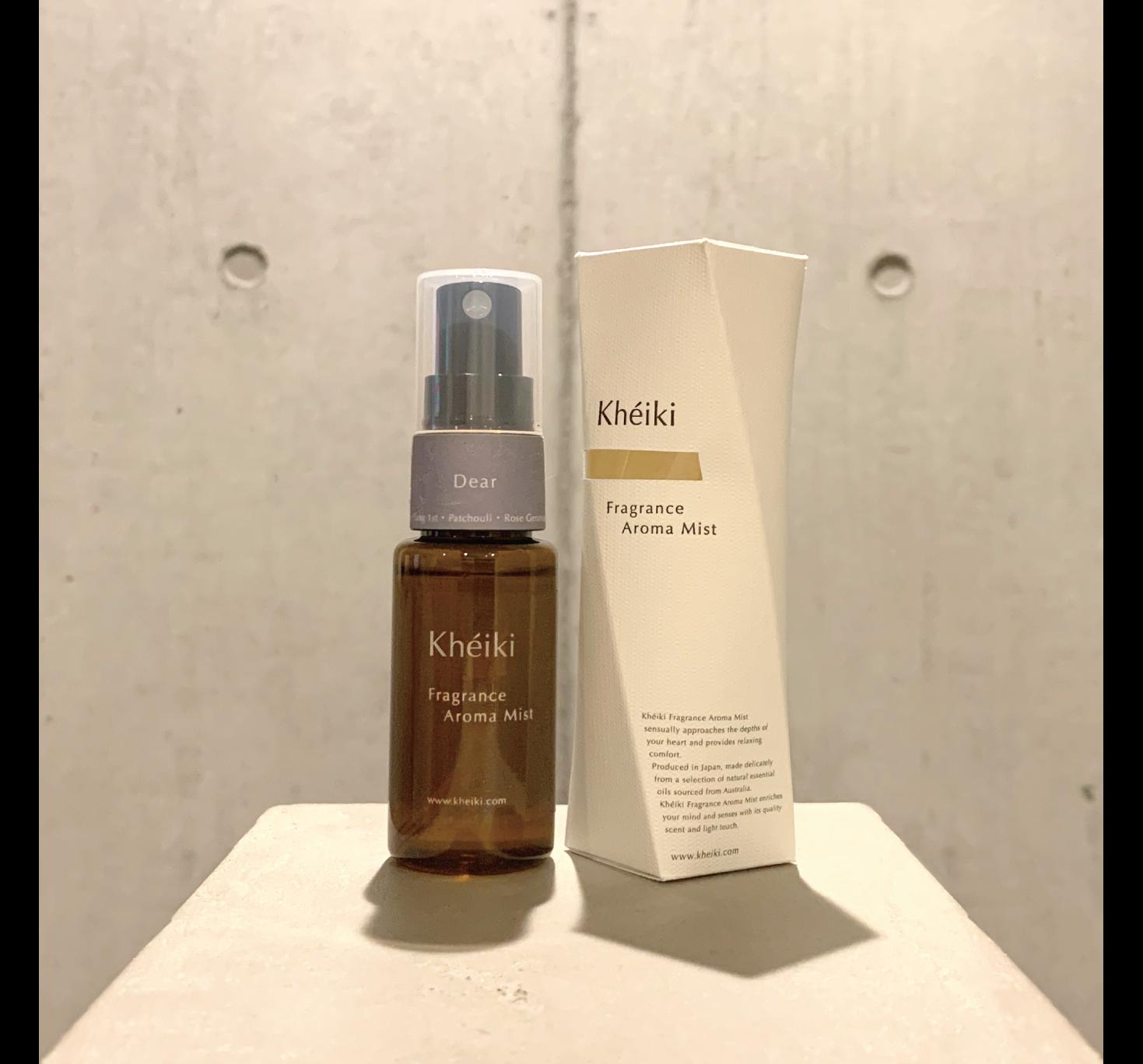 Fragrance Aroma Mist / 30mL / Dear