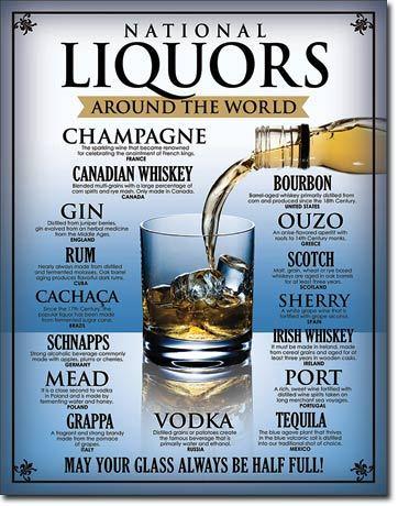 引続きセール主力商品20%OFF!  【ブリキ看板】 Liquors 2099  【ティンプレート】