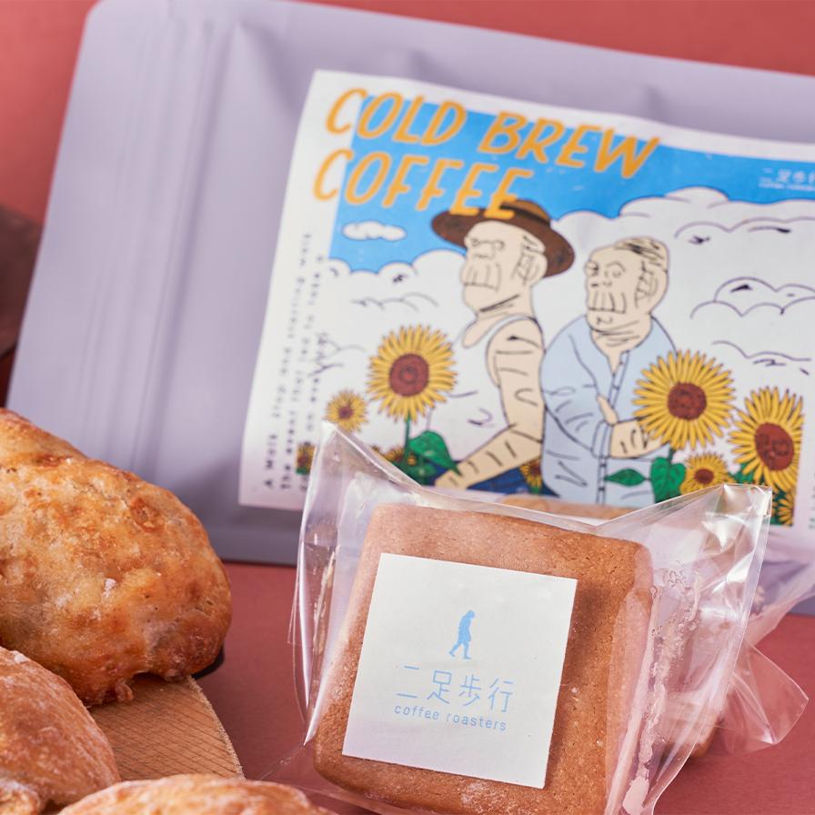 【365日×ジュウニブンベーカリー×二足歩行coffee roasters】新麦で365日とジュウニブンと二足歩行
