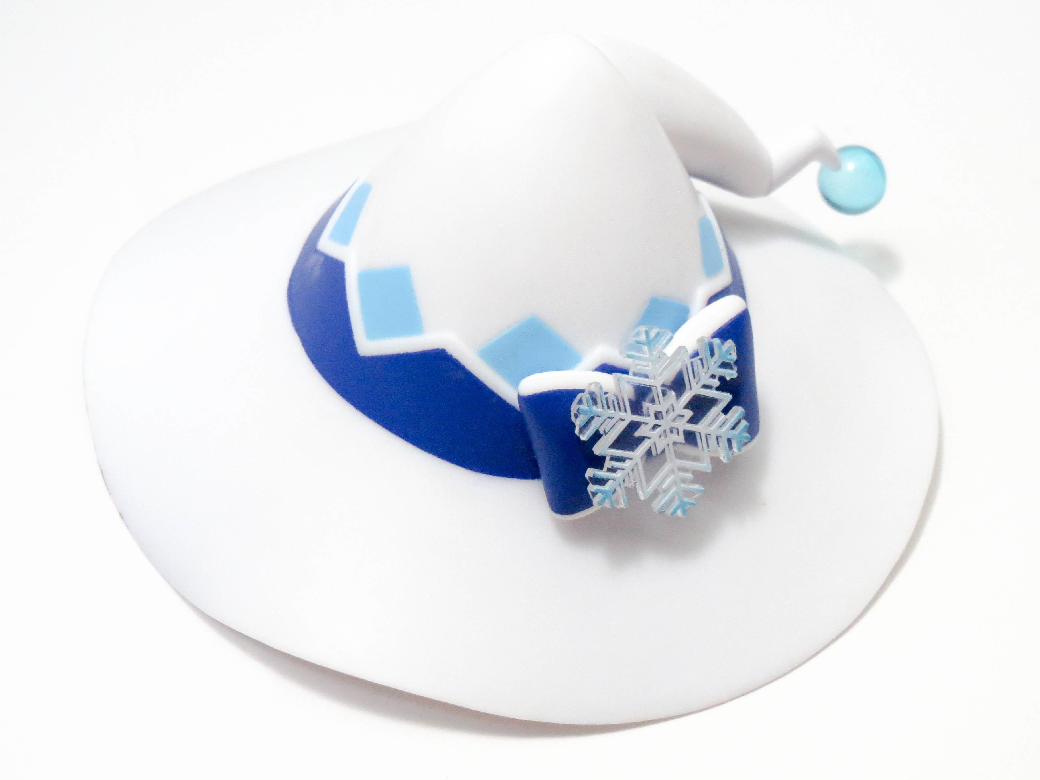 【SALE】【380】 雪ミク Magical Snow Ver. 小物パーツ 帽子 ねんどろいど