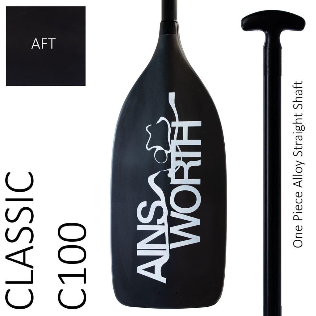 Ainsworth Paddles Classic C100(Black)
