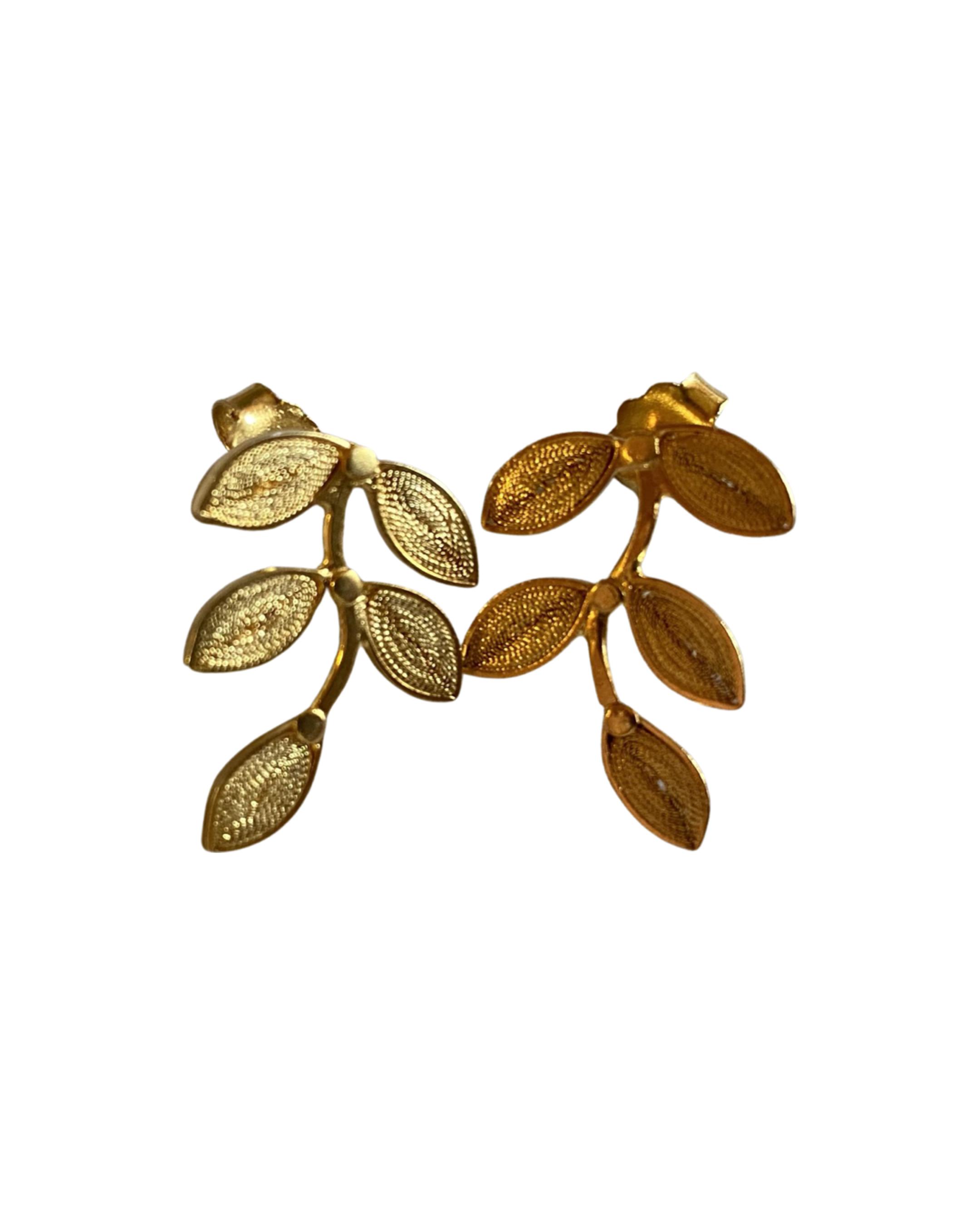 LULO ピアス gold