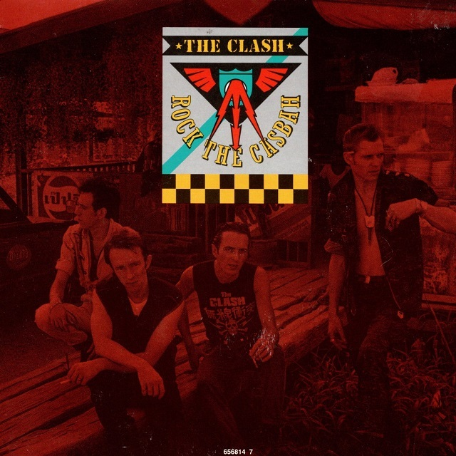 【7inch・英盤】The Clash / Rock The Casbah