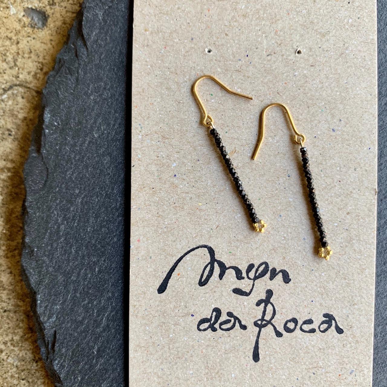 Antique beads pierce