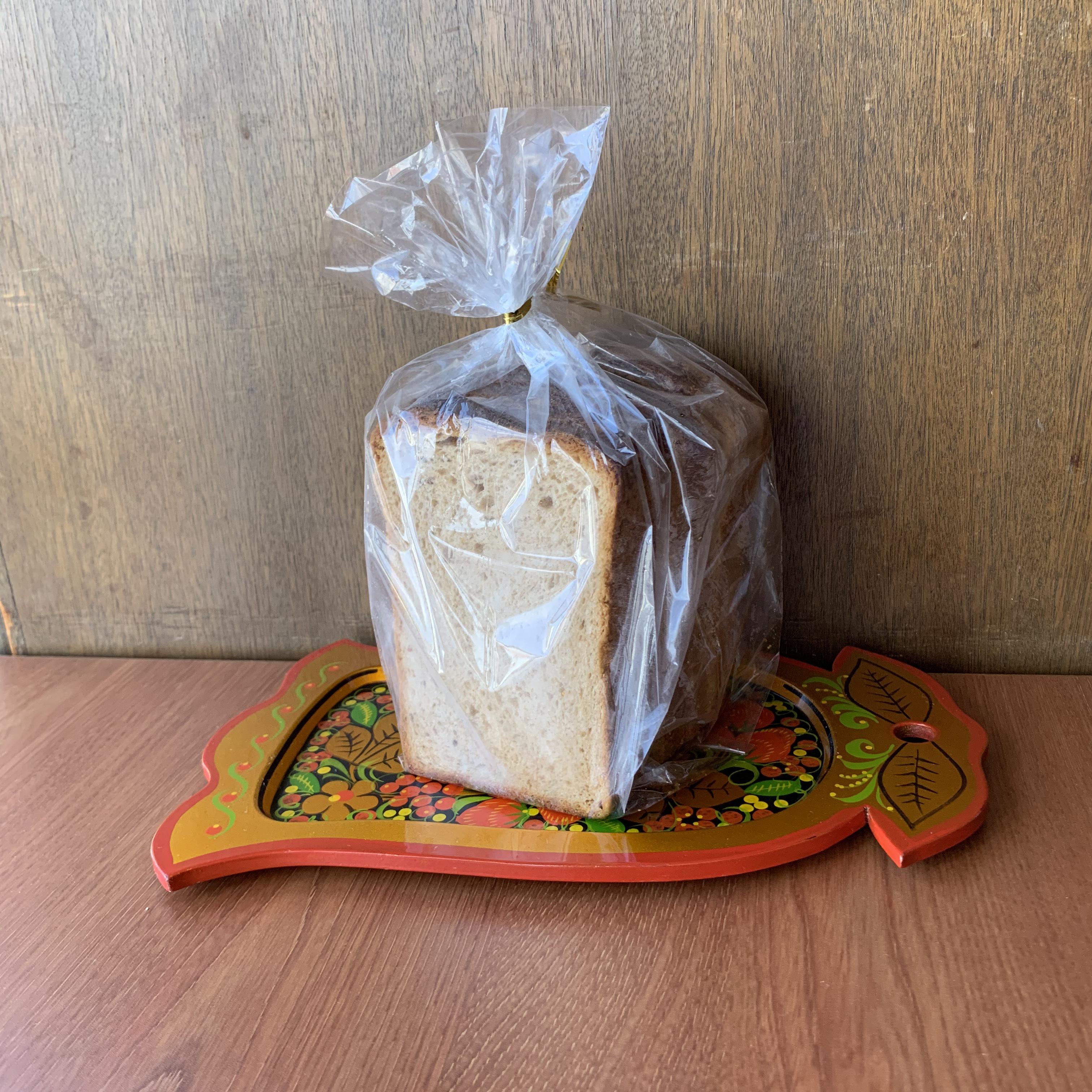 【ティクアウト・電話注文のみ】ロシアパン(1斤7枚入り)