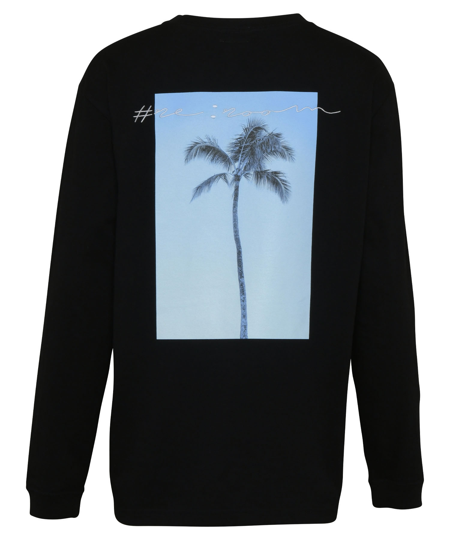PHOTO GRAPHIC LONG SLEEVE[REC453]