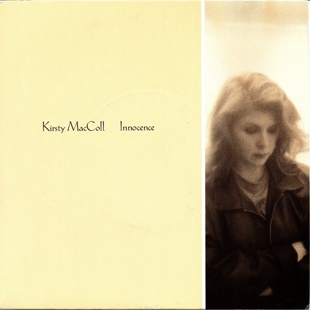 【7inch・英盤】Kirsty MacColl / Innocence (Remix)