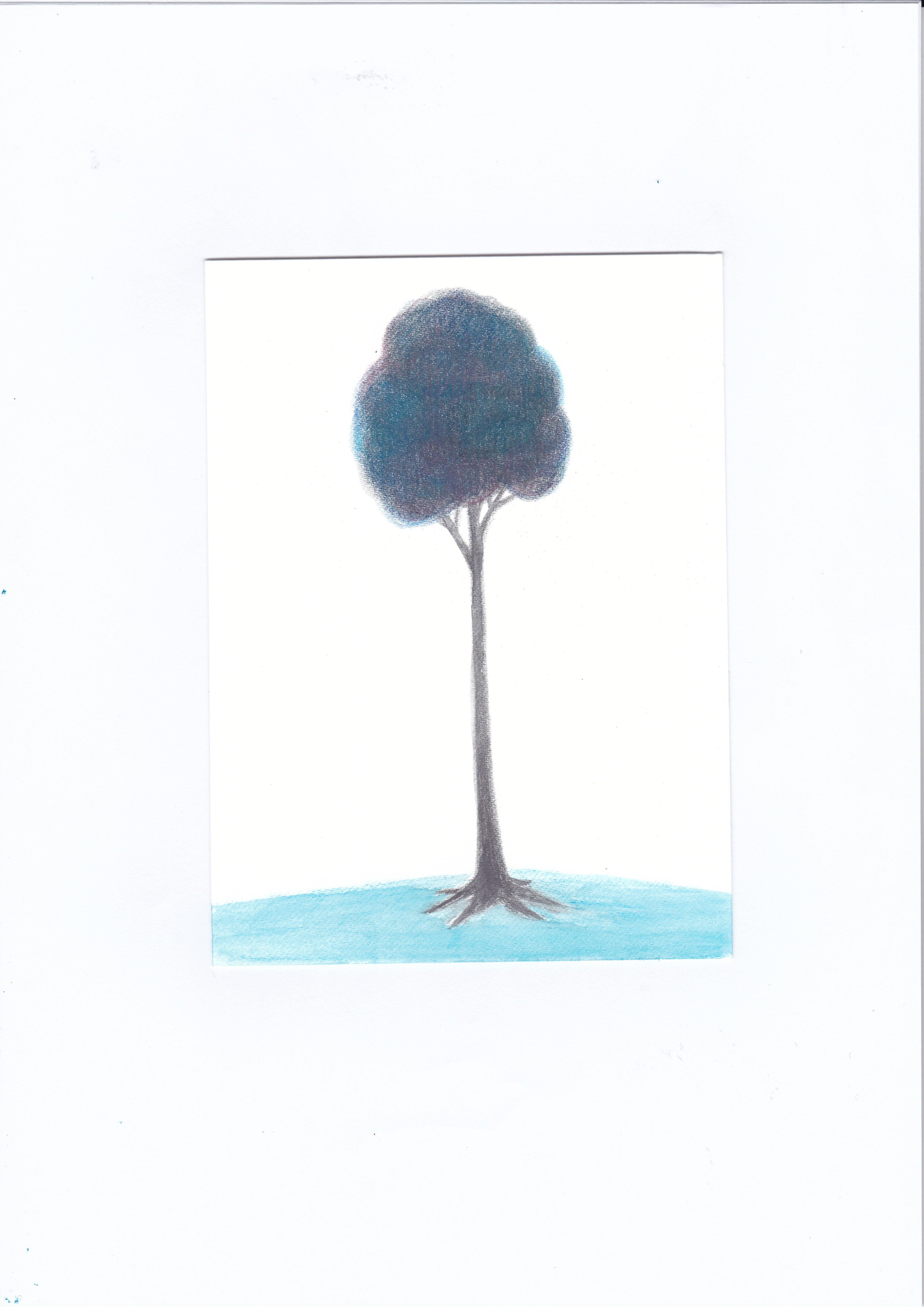 こまちだたまお《樹》