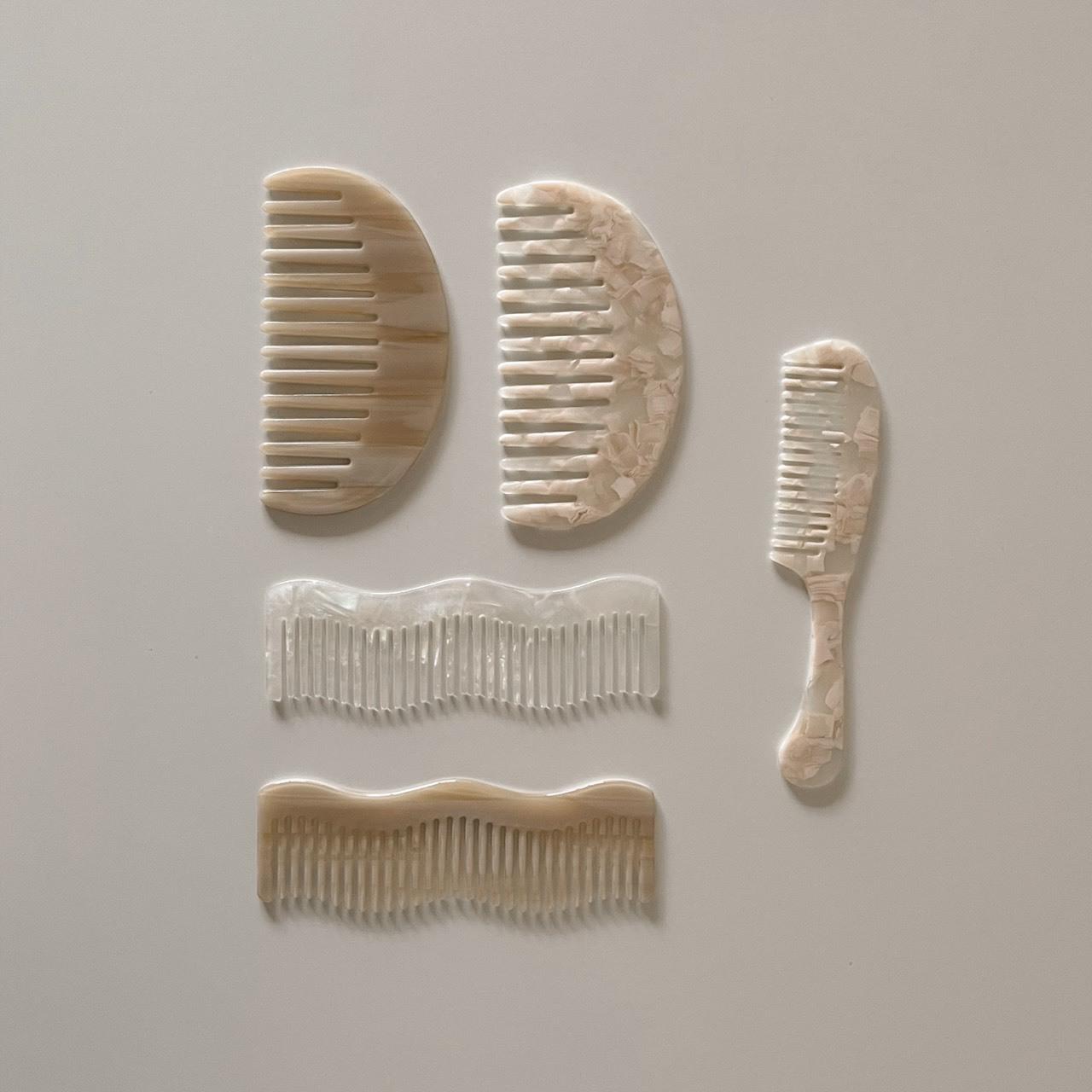with u comb(5 designs)