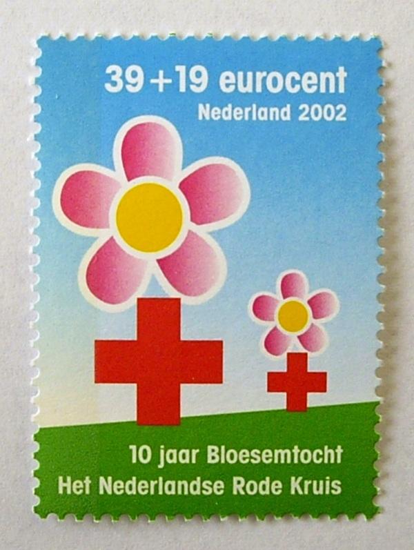 赤十字 / オランダ 2002