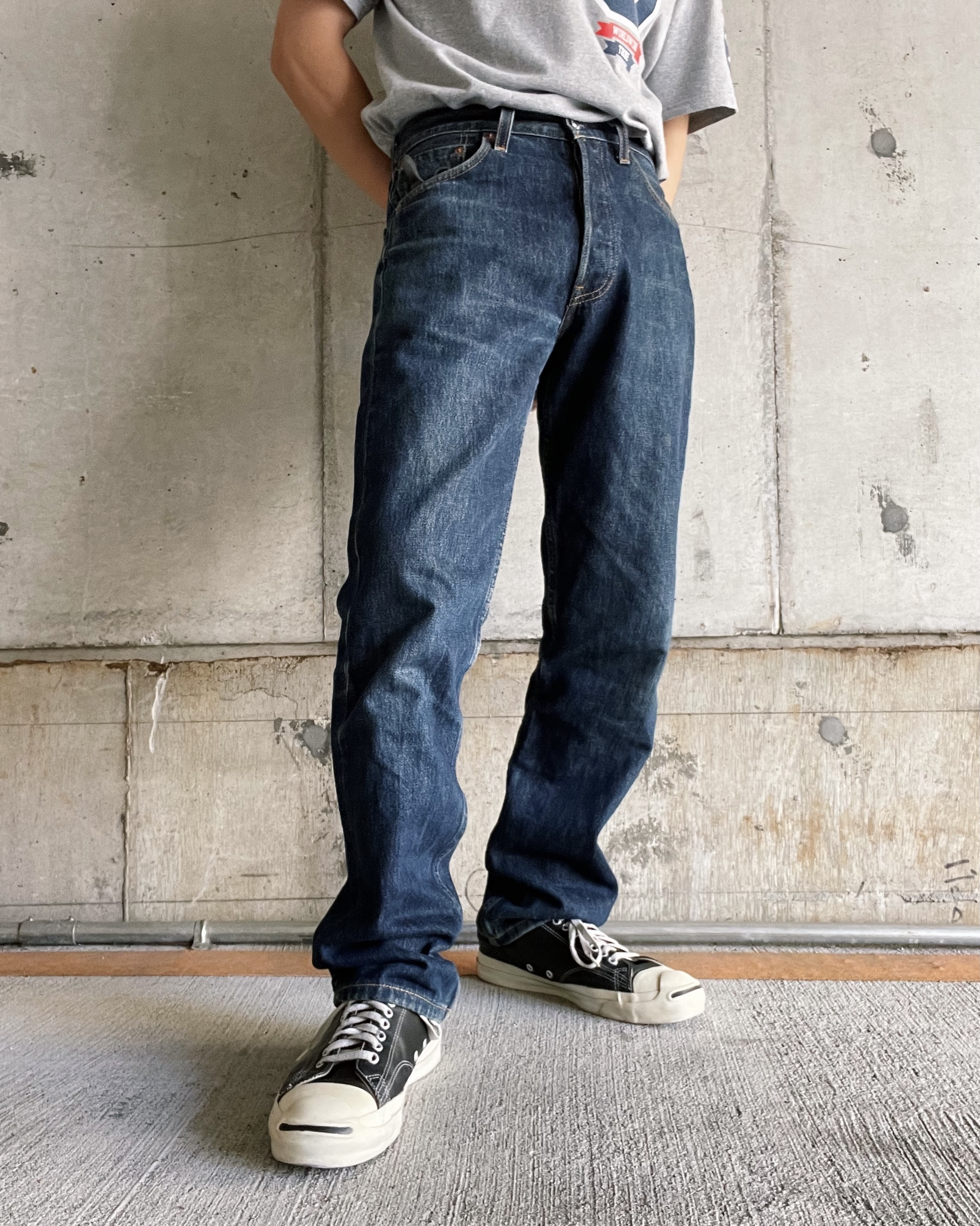 (PT222) 90's Levi's 501 made in USA ®︎タブ