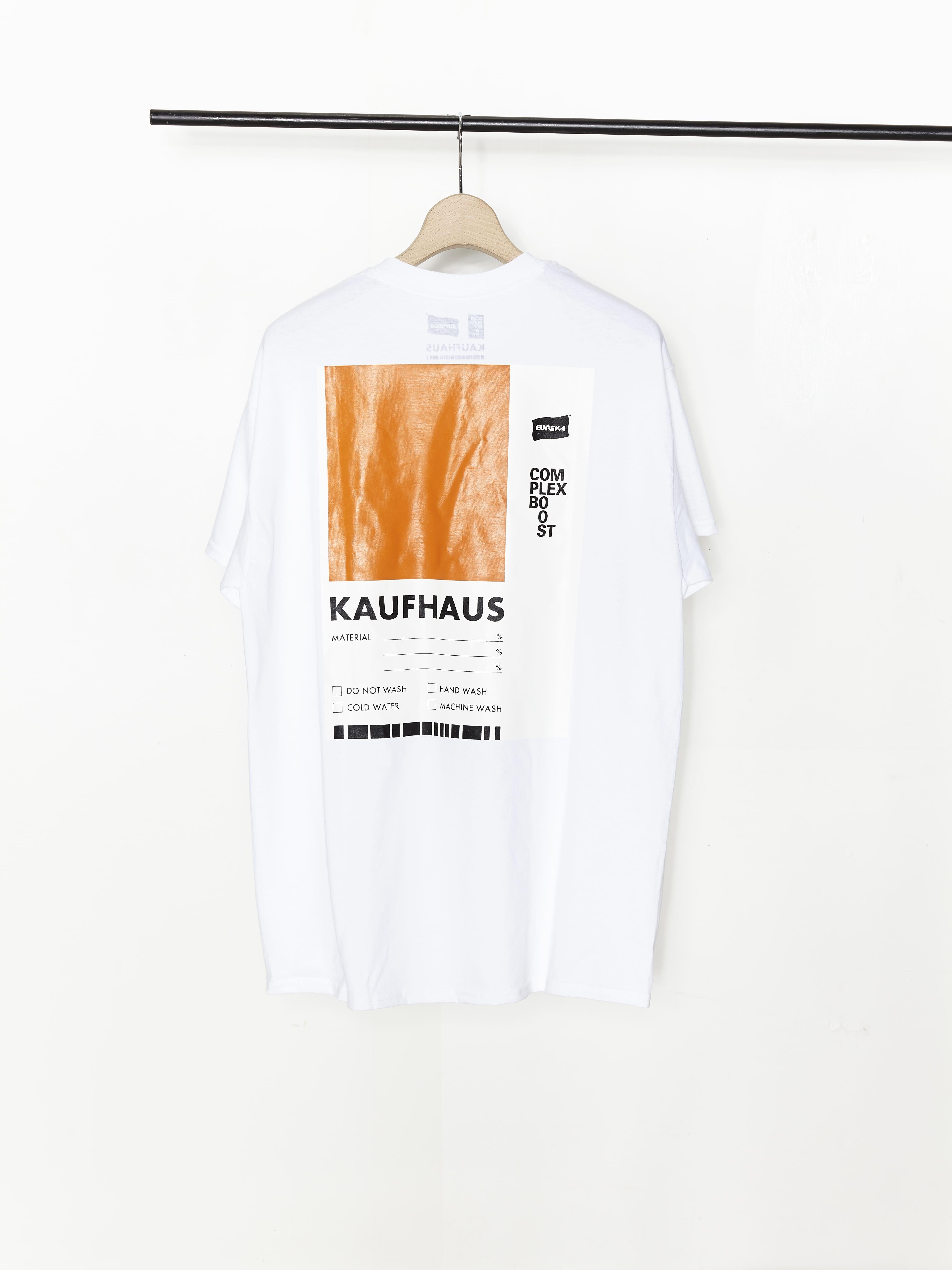 KAUFHAUS x COMPLEXBOOST SOUVENIR T-shirt