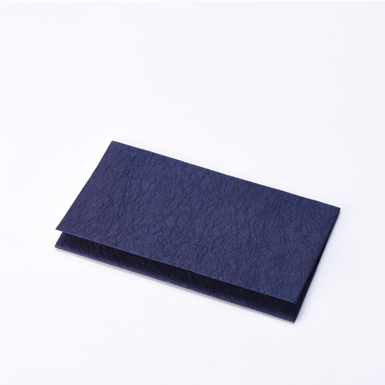 マスクケース(紺):抗菌撥水加工済み
