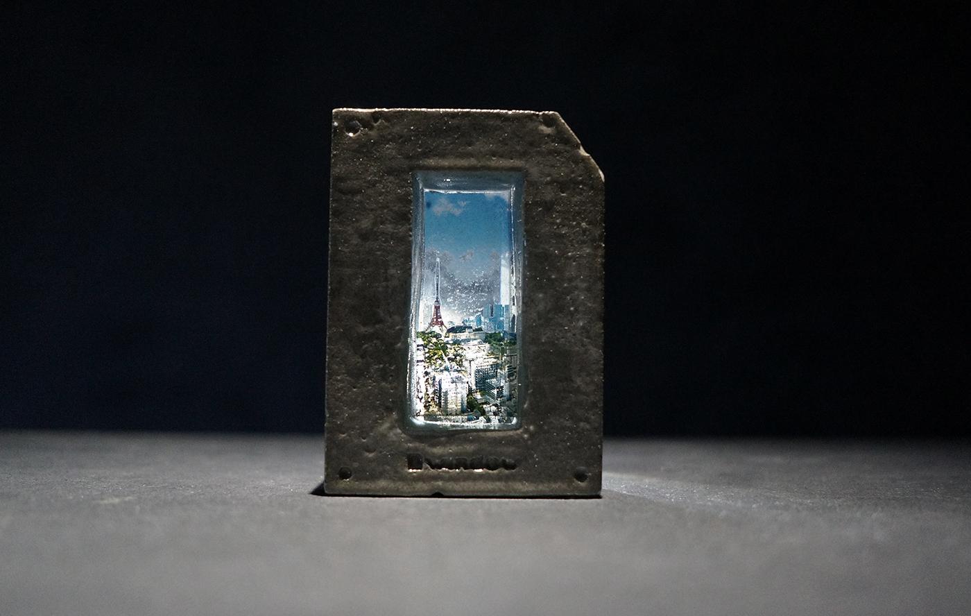 リラックスオブジェ window 〜東京〜