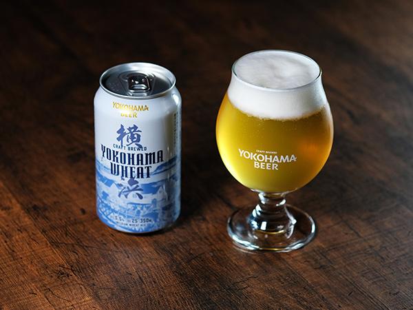 【缶ビール 第二弾!】 横浜ウィート 350ml  48本セット/BELGIAN WHEAT ALE