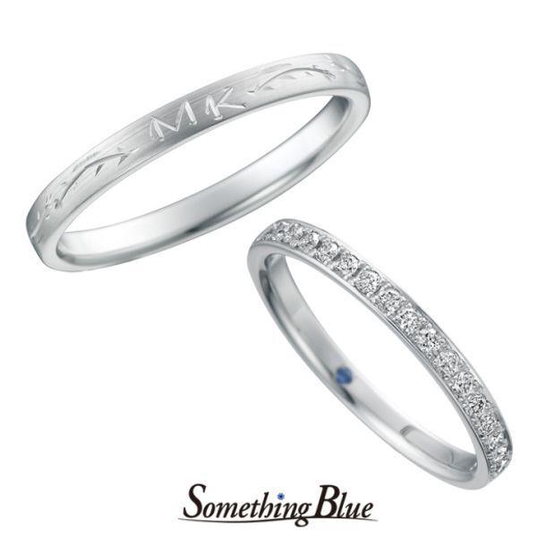 Something Blue(サムシングブルー)SB-831〈上〉