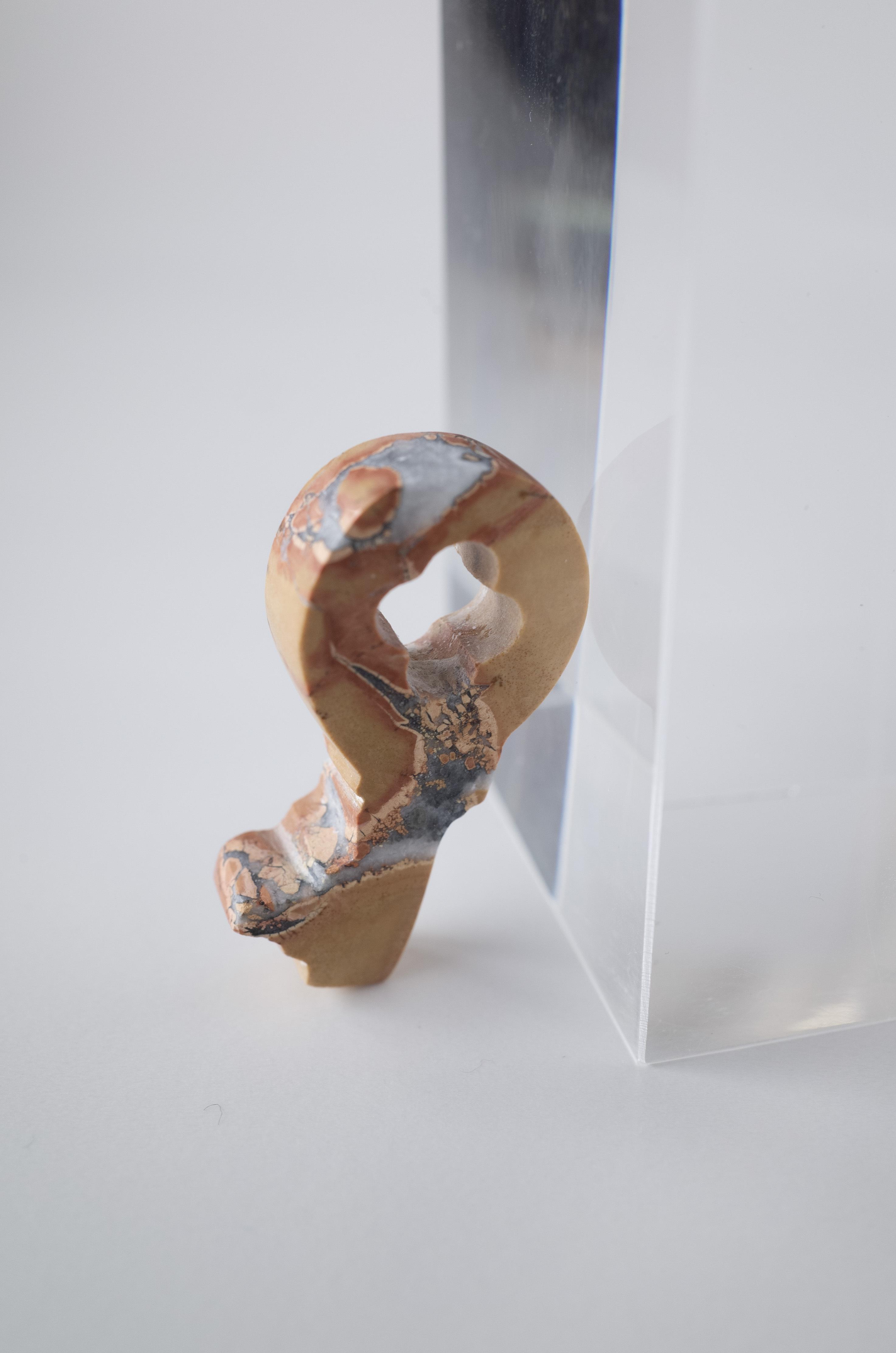 Maligano Jaspar  Key Stone - 001