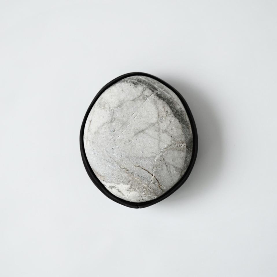 MATOYA × rofmia / Leather Stone M