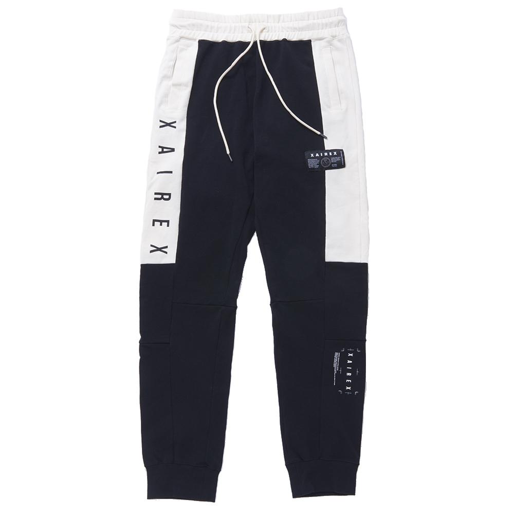 STRETCH PONTE PANTS (BLACK) XAI-0017